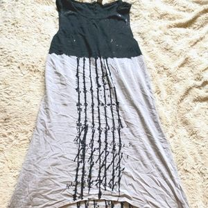 3/$35- Divided by H&M Cotton Dress
